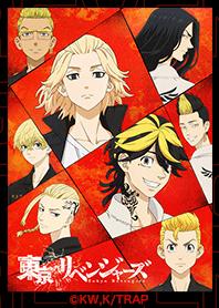 ธีมไลน์ Tokyo Revengers Vol.13