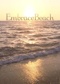 ธีมไลน์ EmbraceBeach