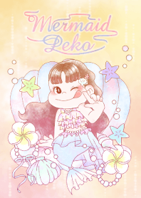 ธีมไลน์ o*.Mermaid Peko.*o