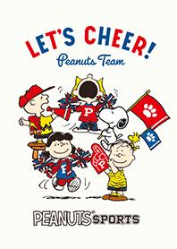 ธีมไลน์ สนูปี้ -Let's Cheer!-