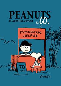 ธีมไลน์ Snoopy ยุค 60's