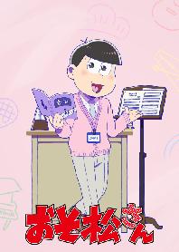 ธีมไลน์ Osomatsusan (TODOMATSU)