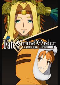 ธีมไลน์ Fate/Grand Order:Babylonia 7