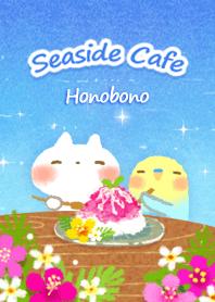 ธีมไลน์ Seaside Cafe