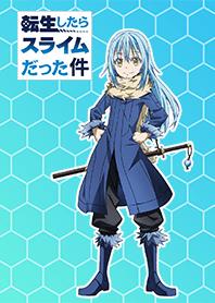 ธีมไลน์ Theme of Rimuru(Human ver.)