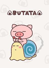 ธีมไลน์ Butata