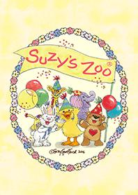 ธีมไลน์ Suzy's Zoo ปาร์ตี้