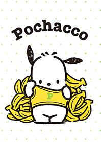 ธีมไลน์ Pochacco เล่นซ่อนแอบ