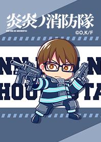 ธีมไลน์ ENN ENN NO SHOUBOUTAI Vol.63