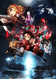 ธีมไลน์ Demon Slayer(MOVIE) ver1