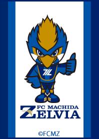 ธีมไลน์ FC MACHIDA ZELVIA <ZELVY>