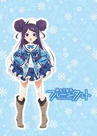 ธีมไลน์ Dropout Idol Fruit Tart Sekino Roko ver.