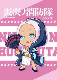 ธีมไลน์ ENN ENN NO SHOUBOUTAI Vol.69