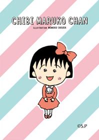 ธีมไลน์ Chibi Maruko Chan comic version Vol.1