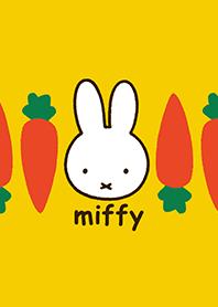 ธีมไลน์ miffy แครอตจัดเต็ม