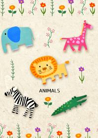 ธีมไลน์ ANIMALS*