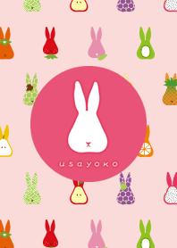 ธีมไลน์ Many kinds of Rabbit