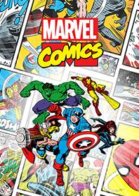 ธีมไลน์ Marvel Comics