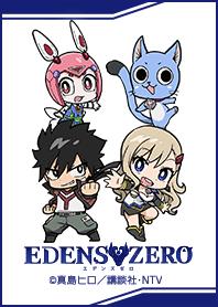 ธีมไลน์ EDENS ZERO Vol.2