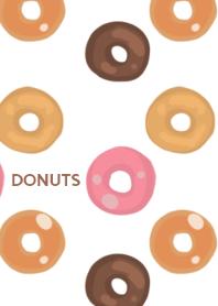 ธีมไลน์ Donuts sweet