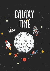 ธีมไลน์ Galaxy Time