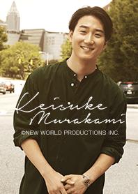 ธีมไลน์ Keisuke Murakami