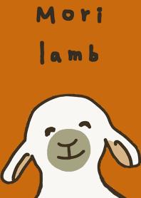 ธีมไลน์ Mori lamb