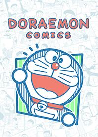 ธีมไลน์ โดราเอมอน หนังสือการ์ตูน