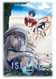 ธีมไลน์ TV Animation ISLAND