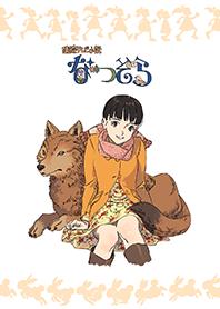 ธีมไลน์ Natsuzora script cover illustration 22