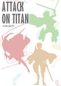 ธีมไลน์ Attack on Titan season 3 Vol.11