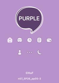 ธีมไลน์ n57.26_purple5-3