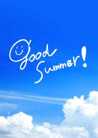 ธีมไลน์ good summer!#pop