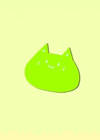 ธีมไลน์ Simple strongest cat 36