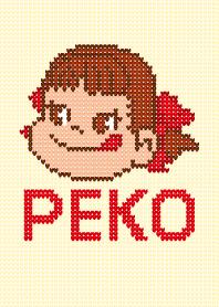 ธีมไลน์ PEKO's KNIT