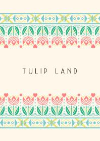ธีมไลน์ TulipLand