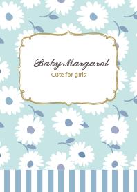 ธีมไลน์ Baby Margaret for World