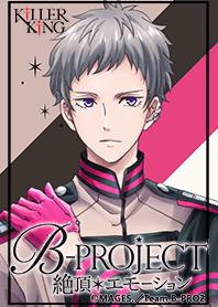 ธีมไลน์ B-PROJECT-Zeccho*Emotion- Shingari ver.