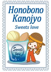 ธีมไลน์ Love summer sweets #cool