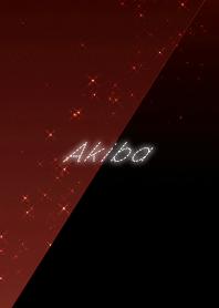 Akiba cool red & black