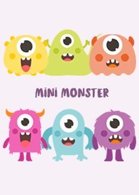 mini monster collection 4