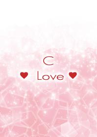 C Love Crystal Initial theme