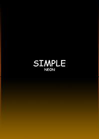 SIMPLE NEON ORANGE Pet