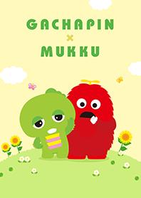 GACHAPIN และ MUKKU