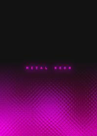 METAL NEON PINK J