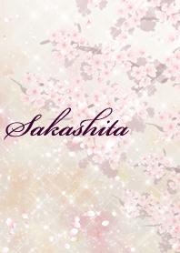 Sakashita Sakura Beautiful