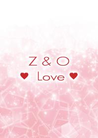 Z & O Love Crystal Initial theme