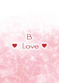 B Love Crystal Initial theme