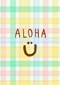 Colorful check patterns2 - smile19-