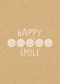 HAPPY SMILE 8 -HEART KRAFT-